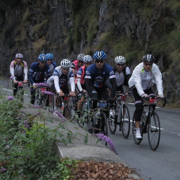 CTS cycling camp in France