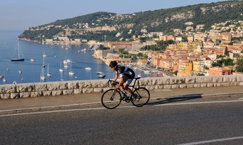 Scoot cycling camp French Riviera