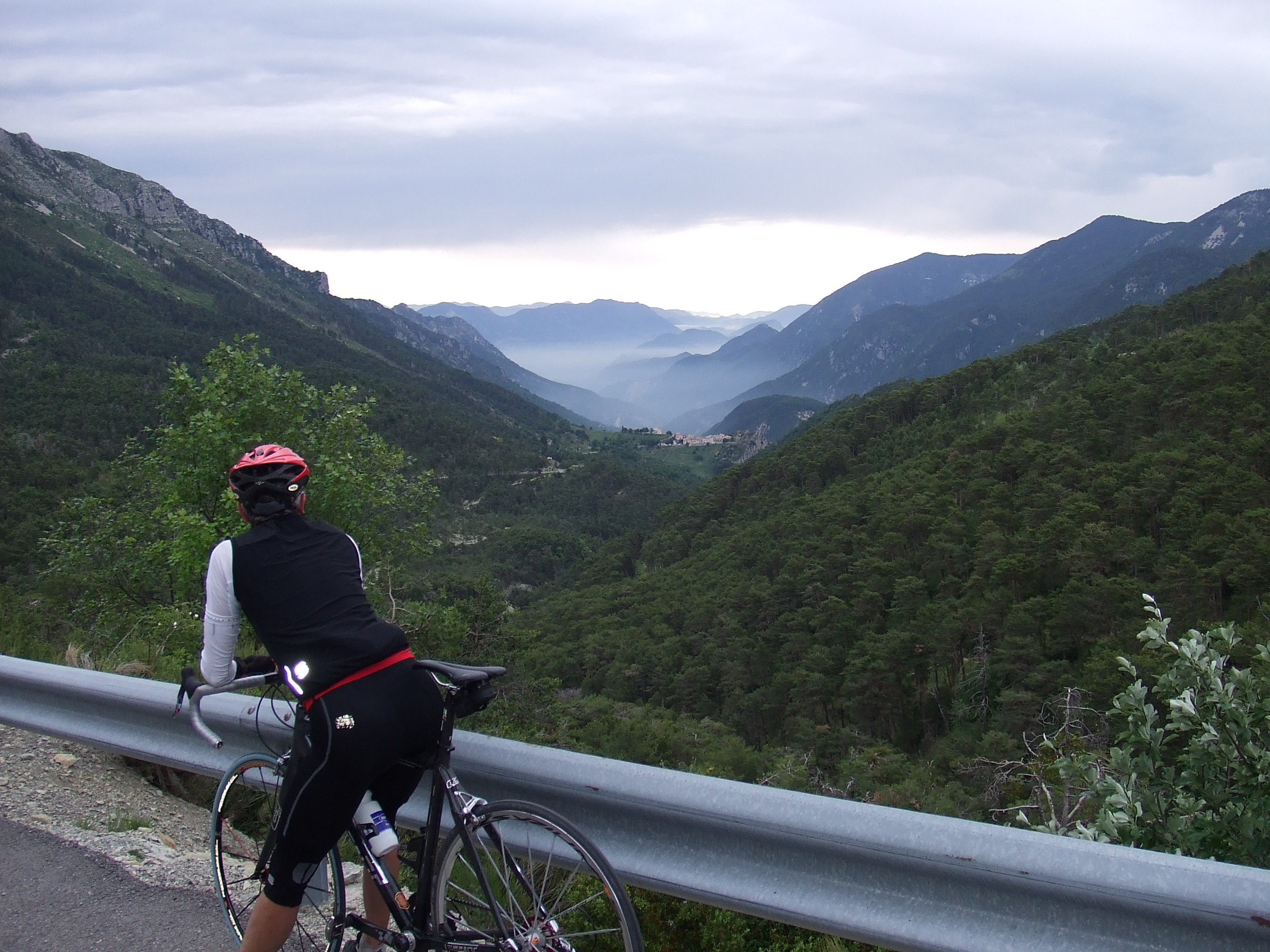 Cycling tour in Provence