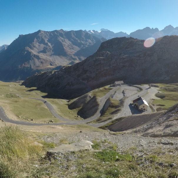 Cycling Grande Tarversée des Alpes