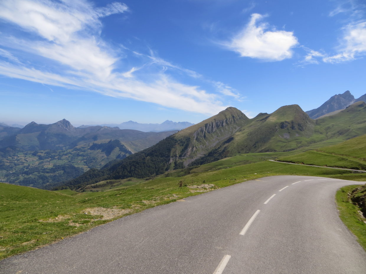 Cycling Haute Route Pyrenees 2019