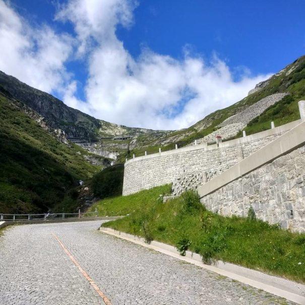 San Gottardo pass