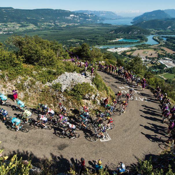 Annecy 2020 Tour de France cycling camp