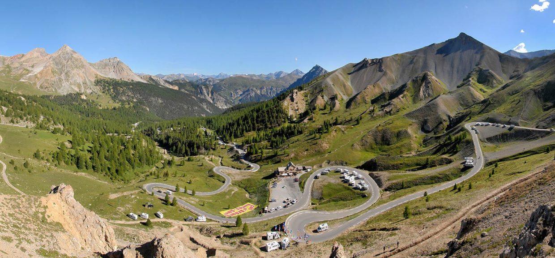 Tour de France Col du Galibier